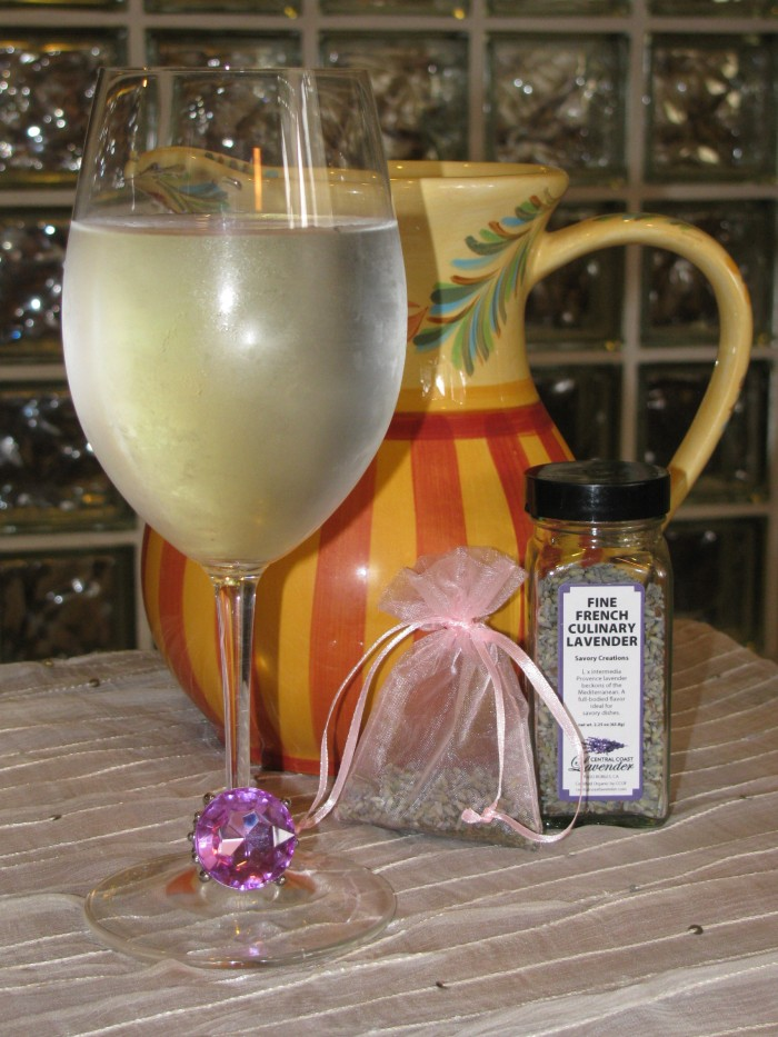 French Day Spa Lavender and Mint Water