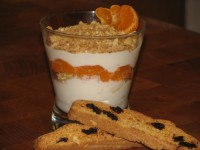 Orange Dream Parfait- 250 calories