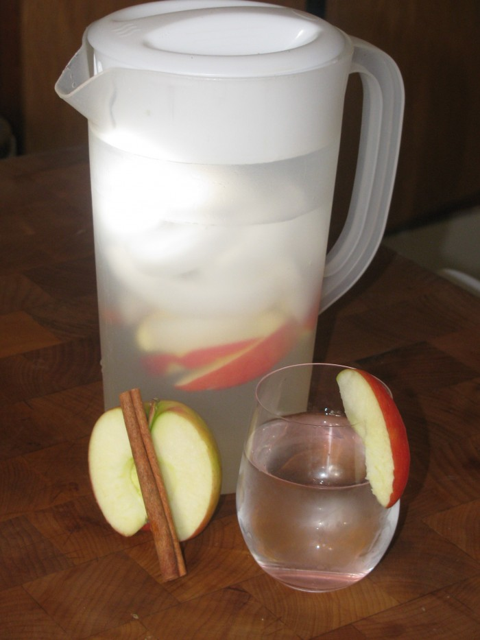The Original Day Spa Apple Cinnamon Water Recipe