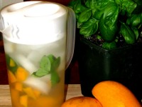 Day Spa Basil and Mango Infused Water