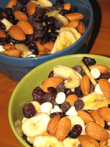 Homemade Healthy Trail Mix