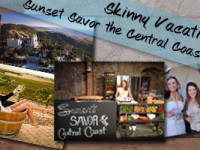 Skinny Vacations- Sunset Magazine's Savor the Central Coast