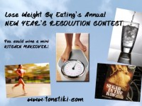 NEW YEAR'S RESOLUTION CONTEST!!