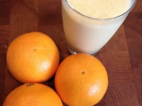 Skinny Orange Dream Smoothie