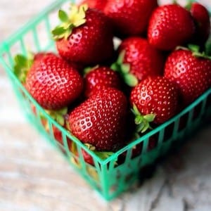 We're on day #2 of our annual STRAWBERRY WEEK on…