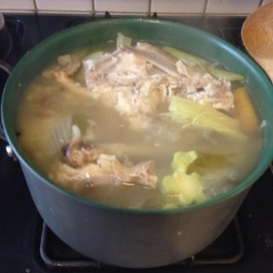 My tip for the best turkey gravy Make TURKEY STOCKhellip