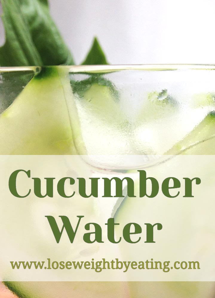 Cucumber Water: The World