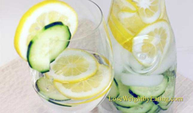 Cuber Lemon Water