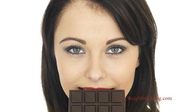 Is dark chocolate good for you