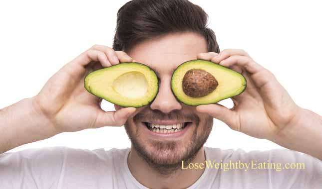 Avocado Eye Health