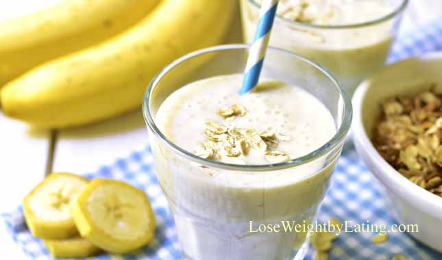 picture Chocolate-Banana Smoothie