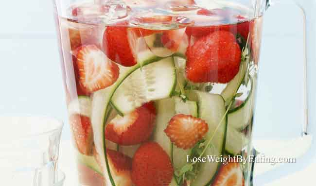 Detox Water Drinks