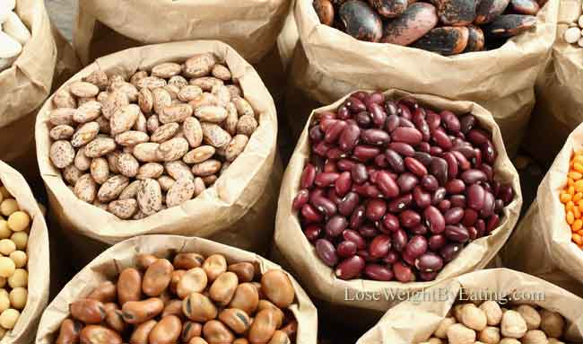 Foods That Burn Belly Fat Beans
