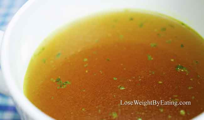 Bone Broth Example