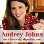 Audrey Johns: Author and Weight Loss Blogger