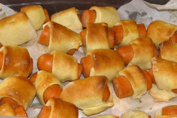 Healthy Pigs in a Blanket