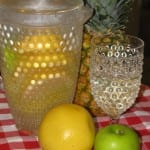 Day Spa Grapefruit, Pineapple and Apple Water