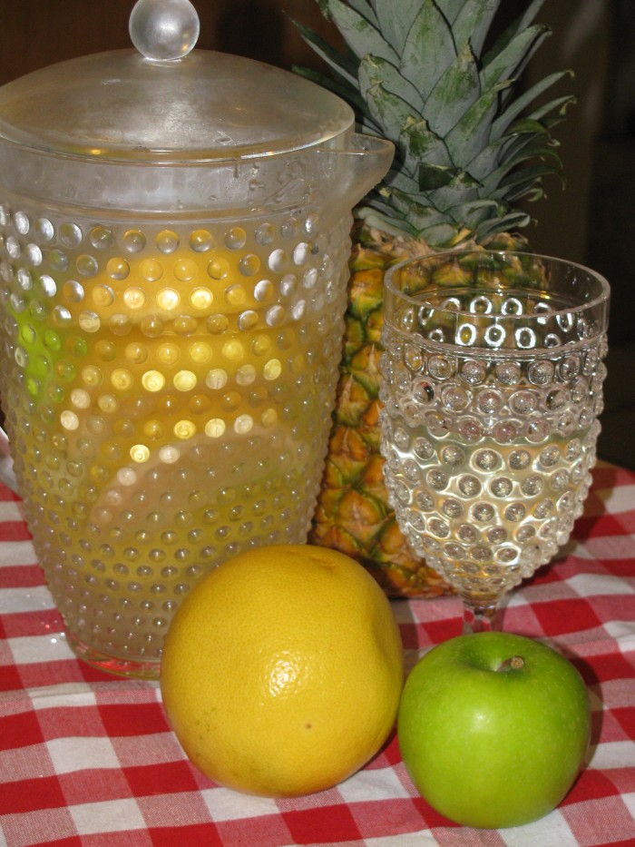 fruit diet fruit and water