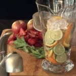 Fruit Infused Water Drinks For Parties
