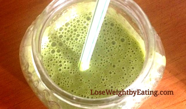 Detox Smoothie - Glowing Green