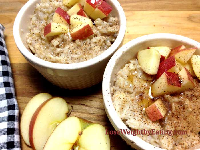 Apple Pie - Healthy Oatmeal Recipes