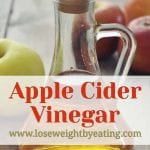 Apple Cider Vinegar for Weight Loss and Better Health