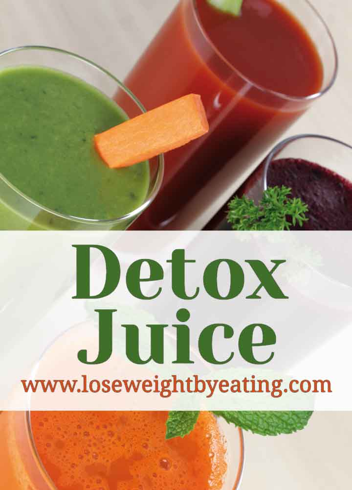 10 detox juice recipes for a fast weight loss cleanse ccuart Images