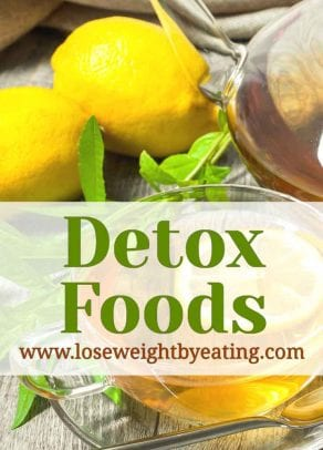 Detox Foods Weight Loss